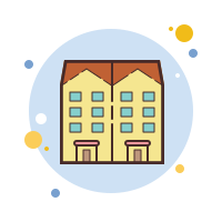 Apartment icon