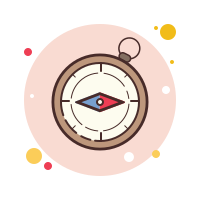 Compass East icon