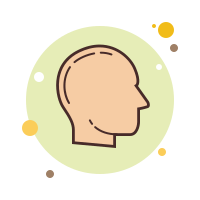Head Profile icon