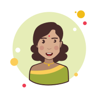 Indian Lady icon