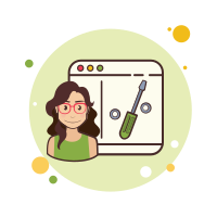 Lady Window Tools icon