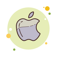 Apple Logo icon