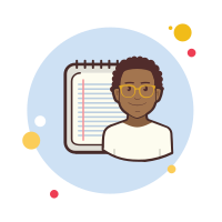 Man With a Notebook icon