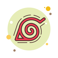 Naruto Sign icon