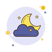 Night icon