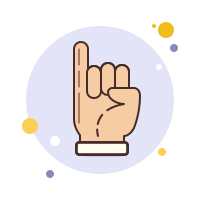 Sign Language I icon