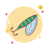 Spinner Lure icon