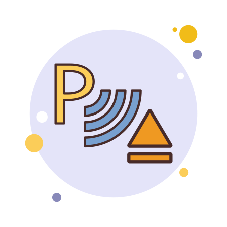 Parking Assist icon