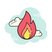 fire element icon