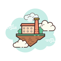 Floating Island Factory icon