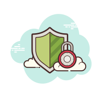 Security Shield Green icon