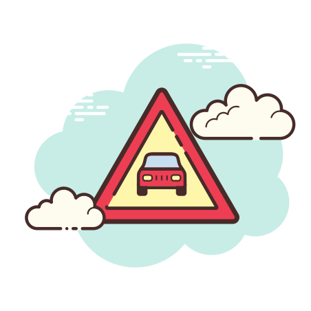 Distance Warning icon