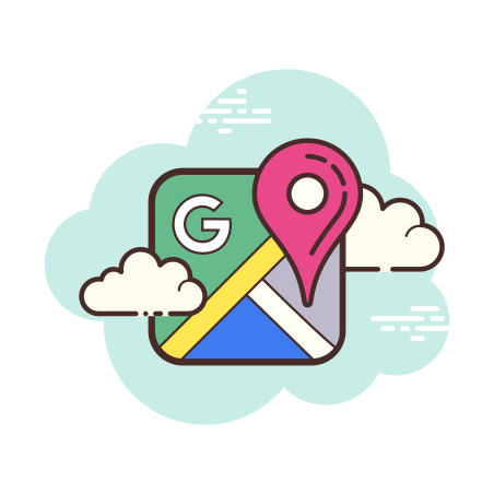 Google Maps Old icon