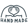 Hand Made Label icon