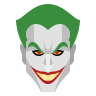 Joker DC icon