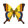 Machaon Butterfly icon