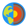 The Earths Inner Core icon
