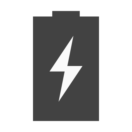 Charge Empty Battery icon