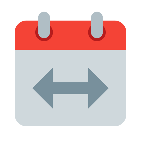Date Span icon