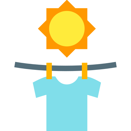 Drying Clothes icon