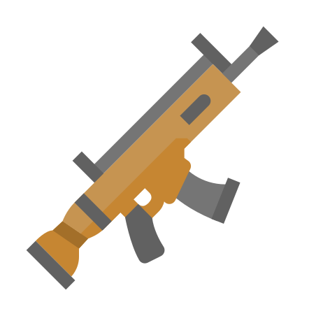 Fortnite SCAR icon