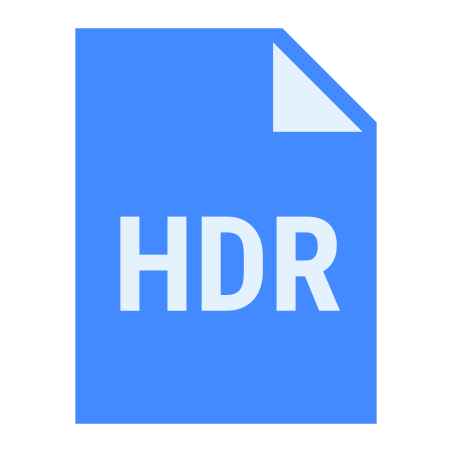 HDR Photo icon
