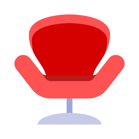 Wing Chair icon