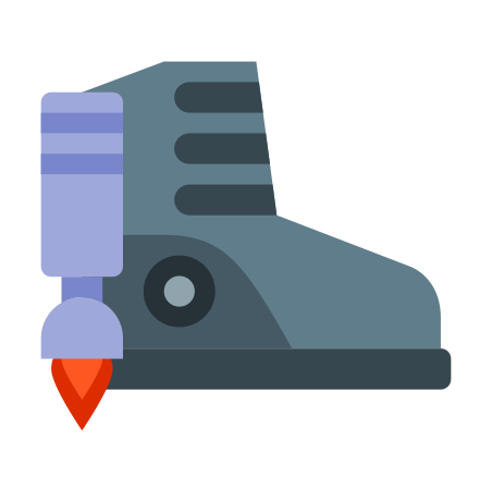 Rocket Boot icon