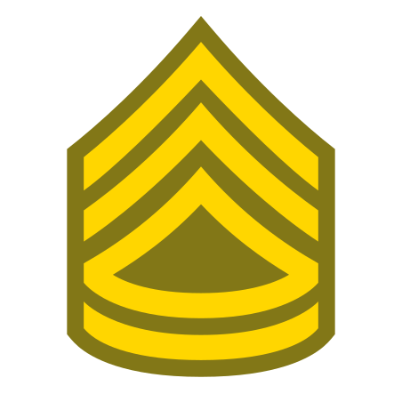 Sergeant First Class SFC icon