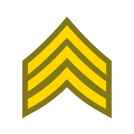 Sergeant SGT icon