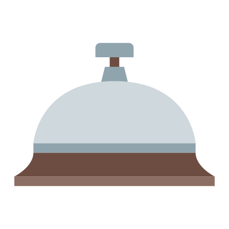 Service Bell icon