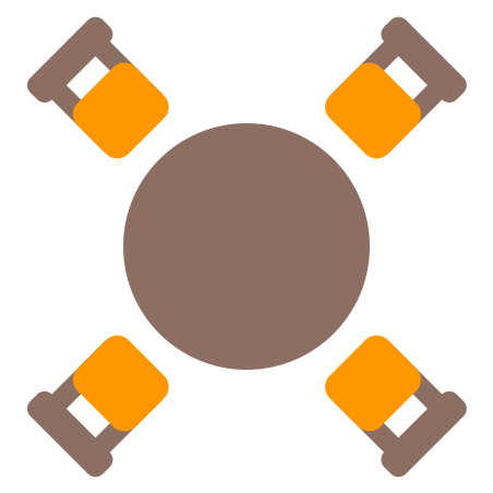 Table Top View icon