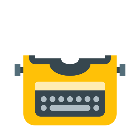 Typewriter Without Paper icon