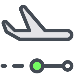 1 Stop Flight icon