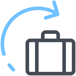 Back Baggage icon