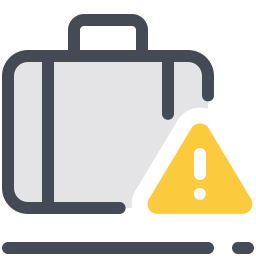 Baggage Attention icon