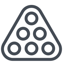 Billiard Rack icon