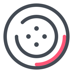 Sewing Button icon