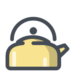 Camping Kettle icon