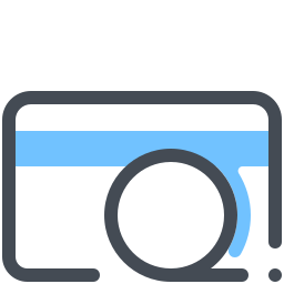 Cash and Credit Card icon