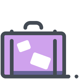 Carry-On Luggage icon