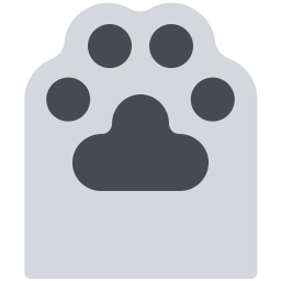 Cat Footprint icon