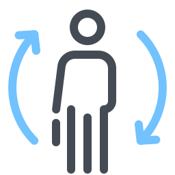 Change Employee Male icon