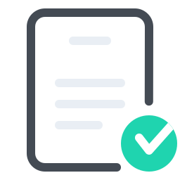Check Document icon