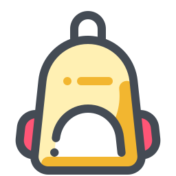 Childrens Backpack icon
