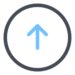 circled up--v2 icon