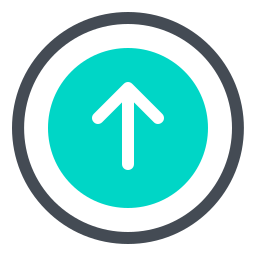 Upward Arrow icon