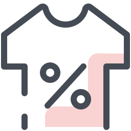 Clothes on Sale icon