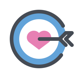 Cupid Target icon
