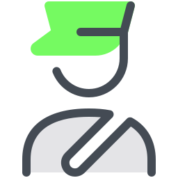 Customs icon